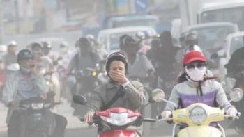 Air pollution in Hanoi