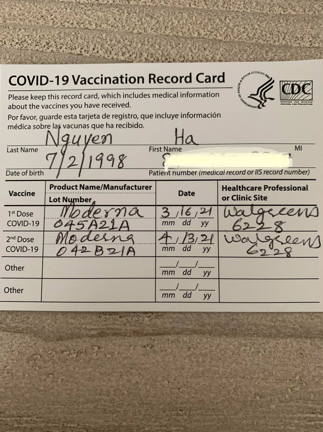 Vietnamese Americans quick to receive Covid shots