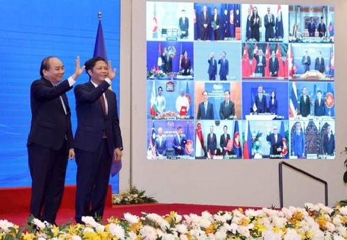 top 10 outstanding economic events of vietnam in 2020