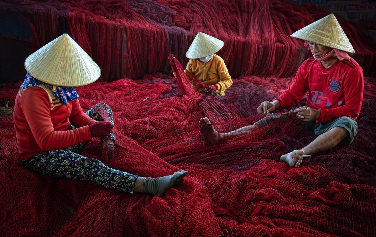 Photo taken in Vietnam shortlisted in international contest