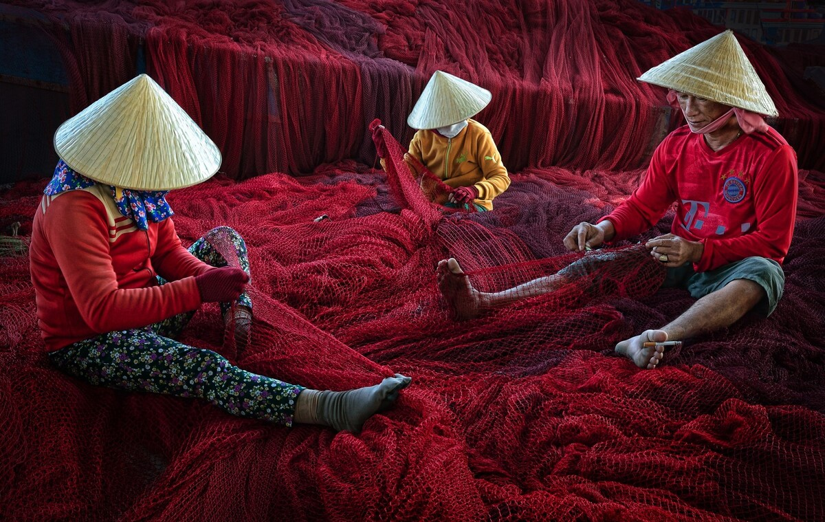 photo taken in vietnam shortlisted in international contest