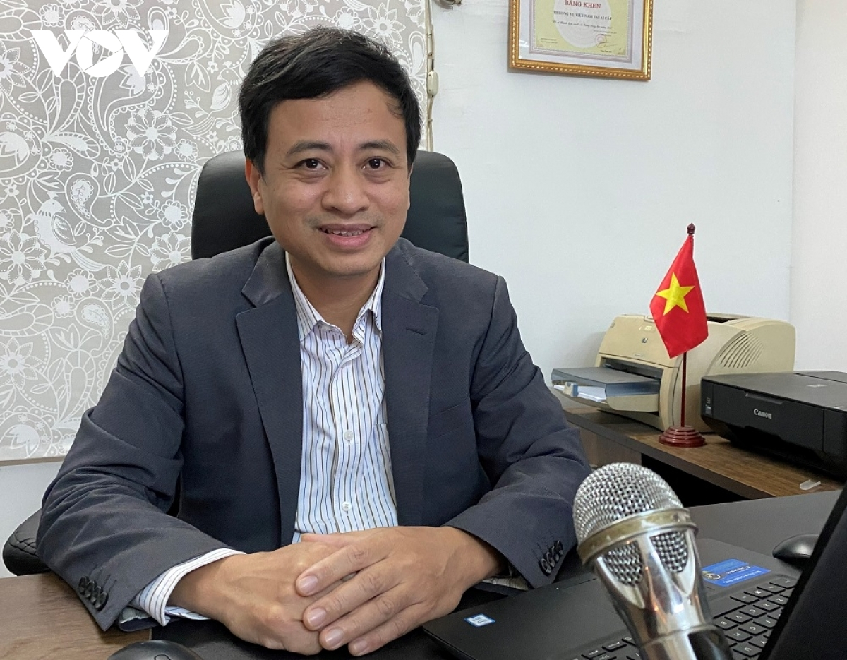 vietnam egypt trade turnover expected to reach us 1 billion in next years