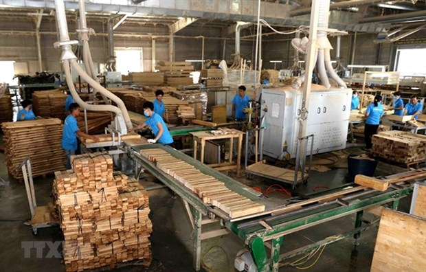 wood industry targets export revenue of us 14 billion in 2021