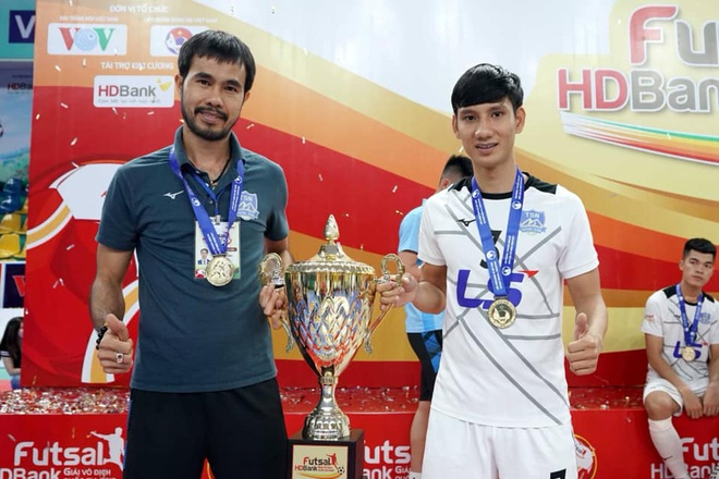 First Vietnamese coach nominated for the world futsal award