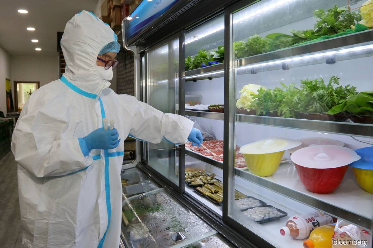 hanoi to test for sars cov 2 on imported food