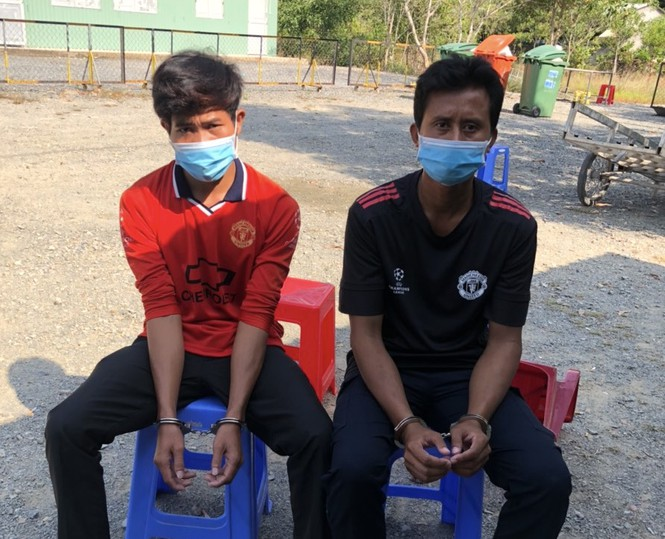two cambodian men prosecuted for transporting illegal entrants to vietnam
