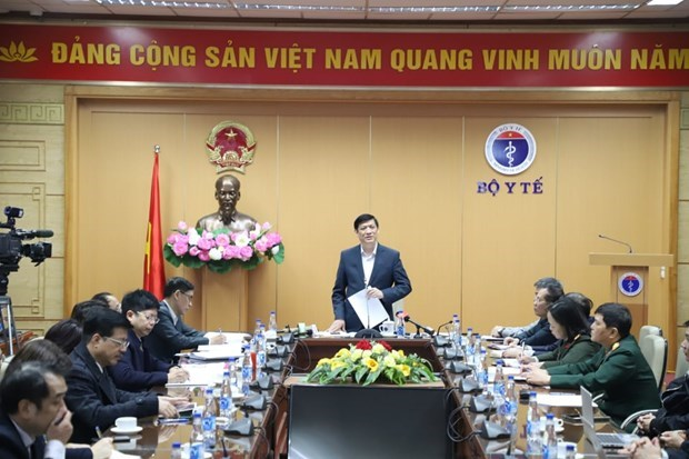 Vietnamese Health Minister calls for legal entries over Covid-19 fears