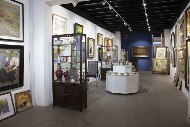 Over 170 Vietnamese precious antiques and paintings internationally auctioned