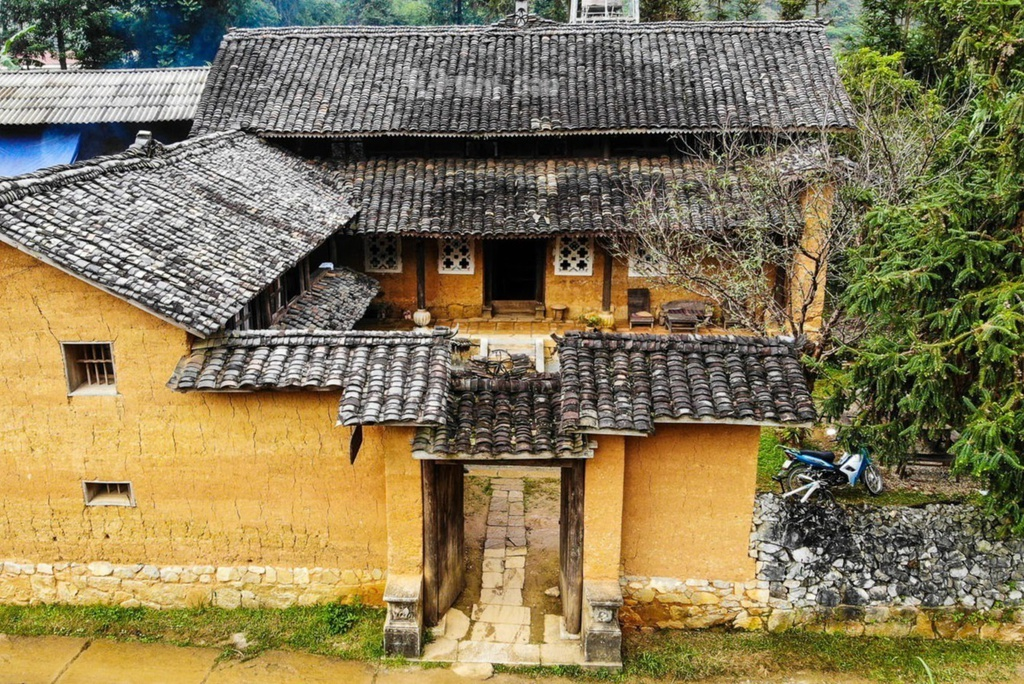 Chung Pua ancient house in Ha Giang: Where time stands still