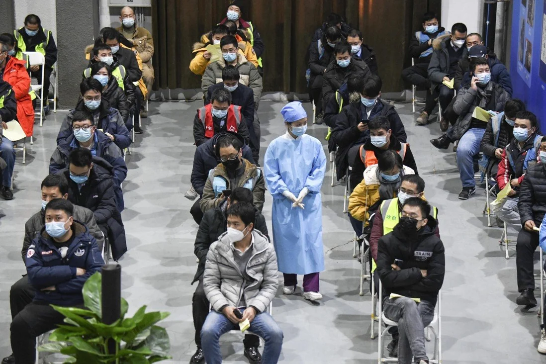 15 million people receive covid 19 vaccine in china as spring festival approaches