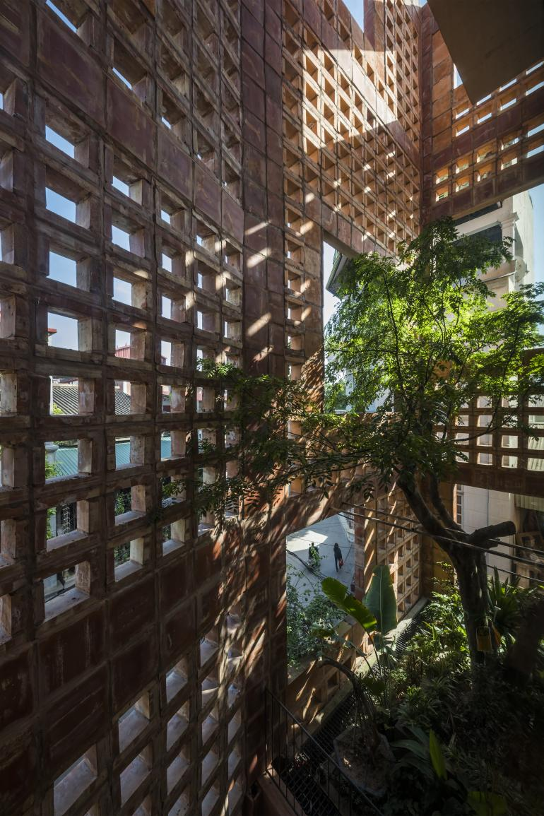 Vietnamese house wins international architecture prize