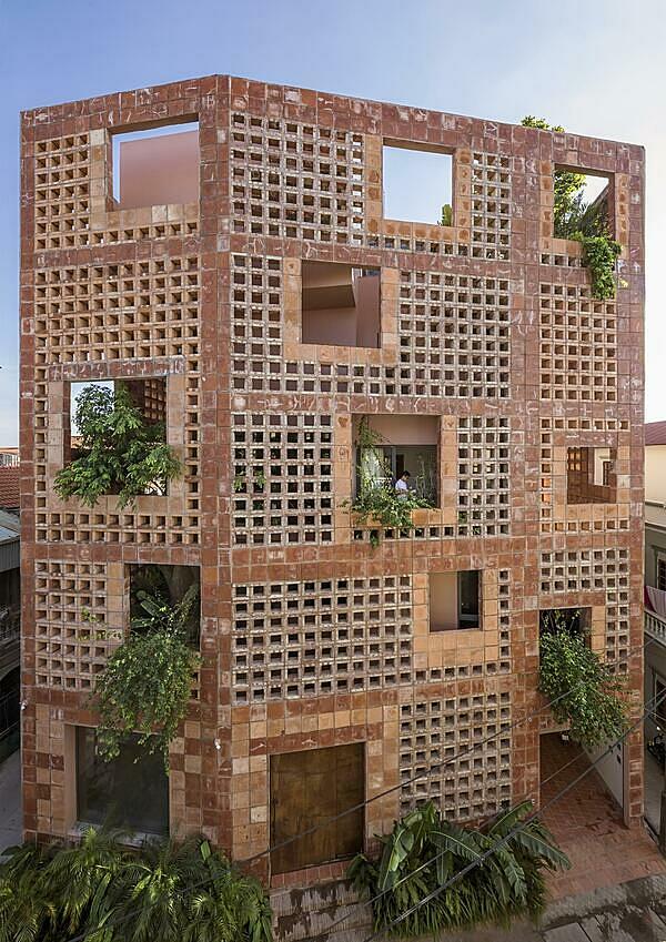 Vietnamese house wins international architecture prize