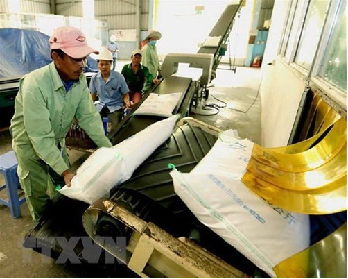 vietnams first 60 tons of rice exported to uk under ukvfta
