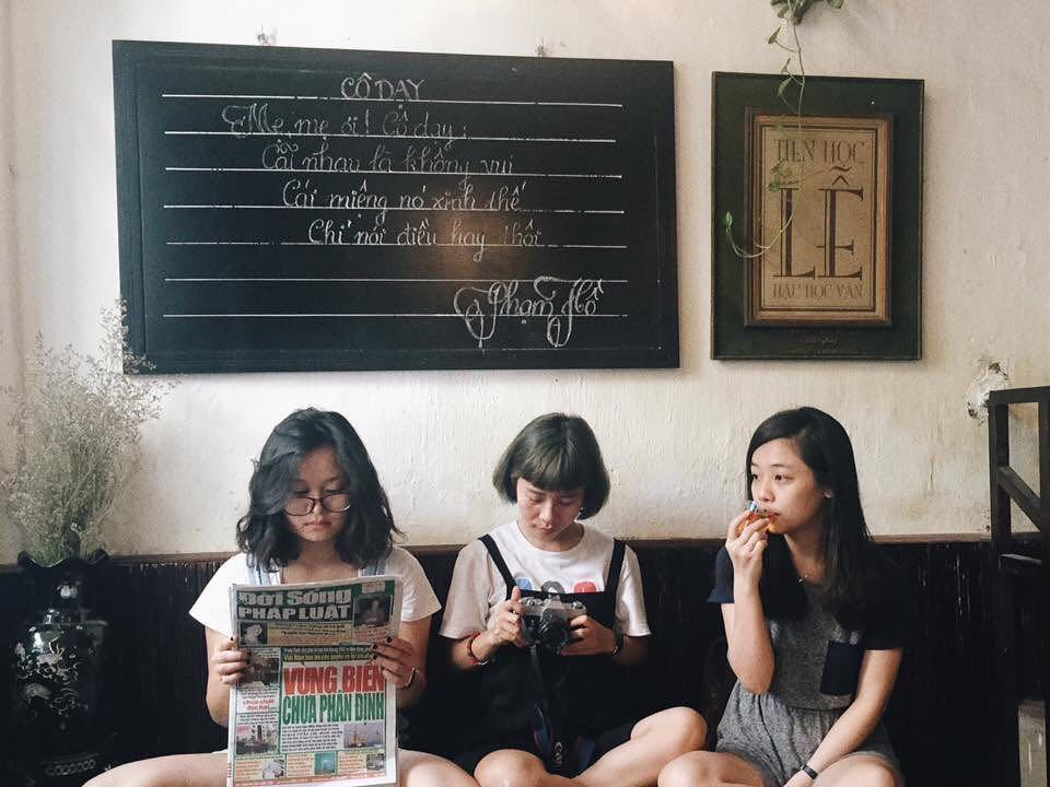 Cafes with retro decorations for nostalgia-seekers in Saigon