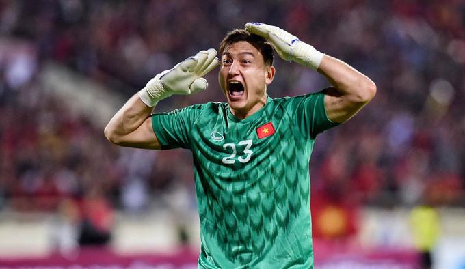 Vietnam national goalkeeper joins Japan's Cerezo Osaka club