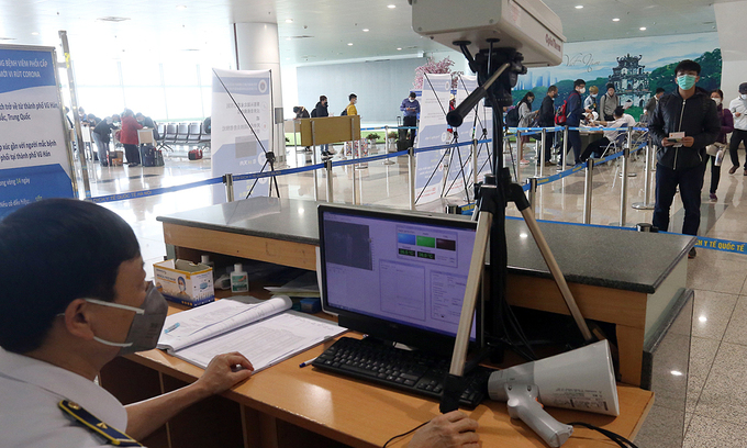 All staff at Vietnam's five airports tested negative for Covid 19