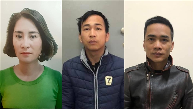 3 vietnamese prosecuted for bringing chinese nationals illegally enter vietnam