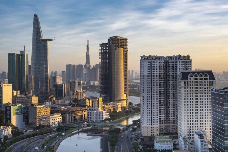 virtual investment phenomenon of real estate market in ho chi minh city