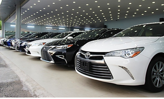 vietnam spends over us 212 million importing cars in january