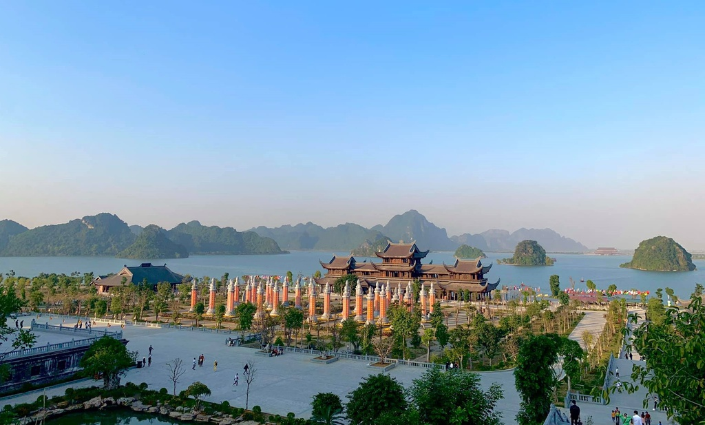 the worlds largest pagoda in vietnam offers stunning check in corners