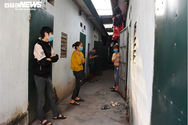 Arduous lives of workers in Hai Duong Covid-19 hotspot