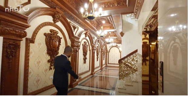 Photos: Get lost in Southeast Asia's largest palace of Vietnamese tycoon