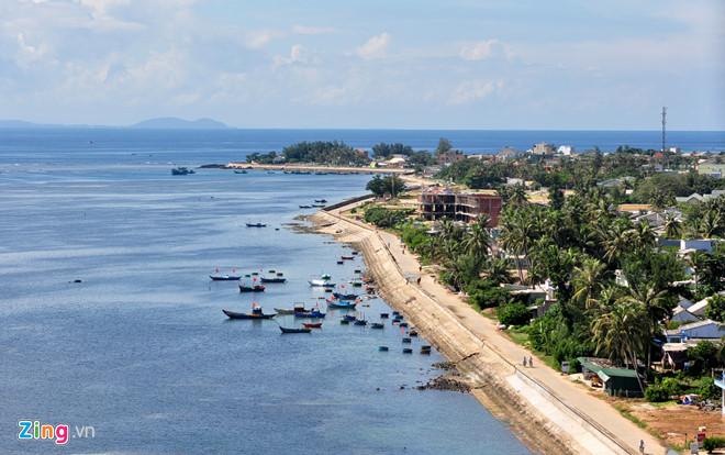 quang ngai gives a nod to open da nang ly son sea route