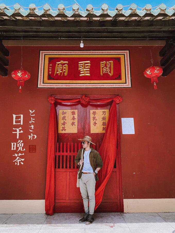 quynh phu assembly hall china like check in spot near nha trang coastal city