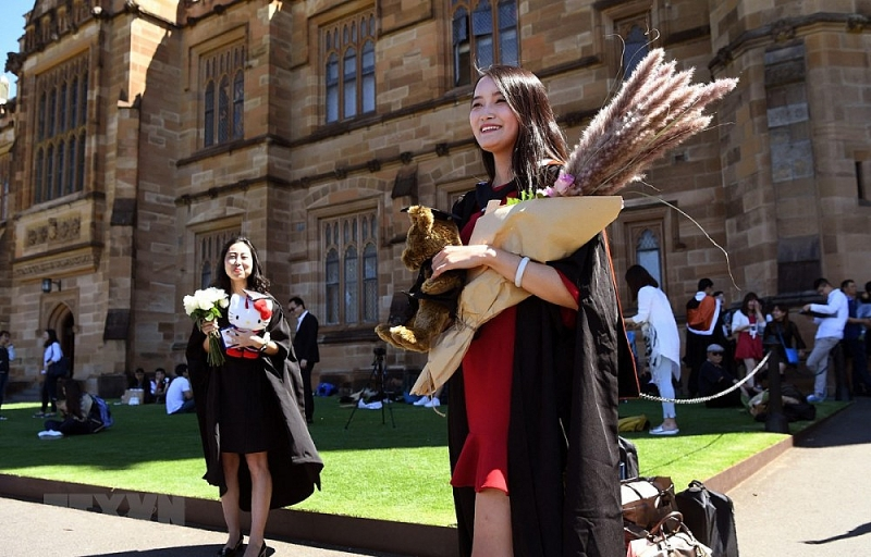 vietnam ranks fourth in number of international students studying in australia 2020