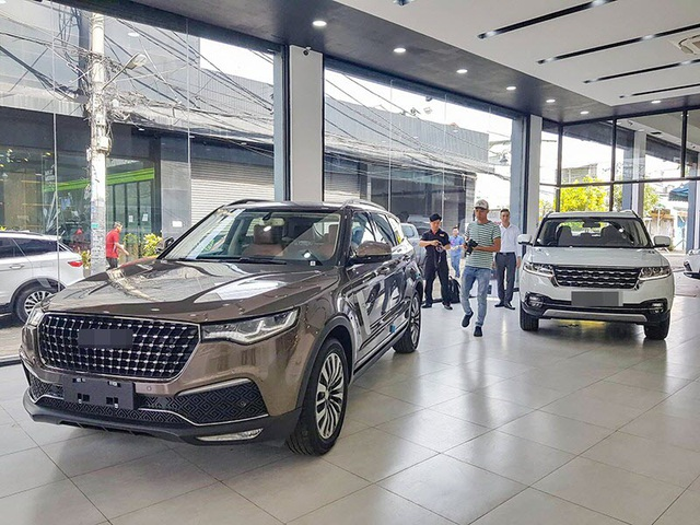 China among top 3 Vietnam's largest car exporters