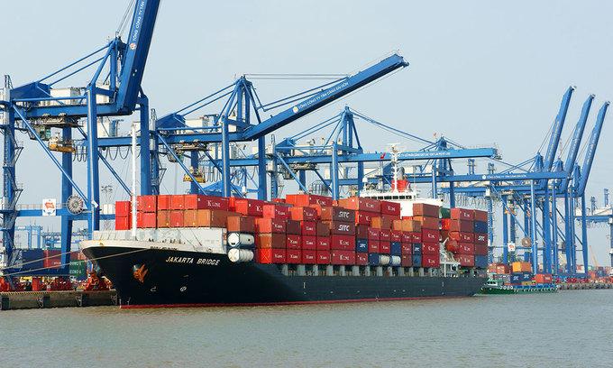 vietnam achieves trade surplus of 164 billion in the first two months