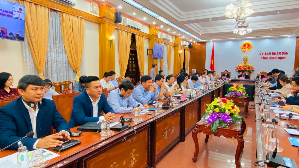 vietnams binh dinh province and skoreas yongsan district beef up investment cooperation