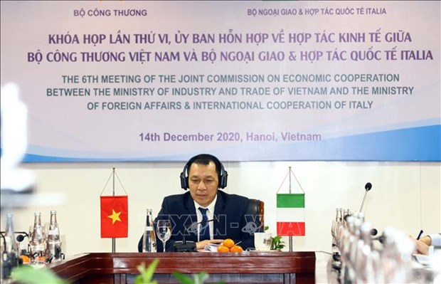 hanoi wishes to foster cooperative ties with italian localities