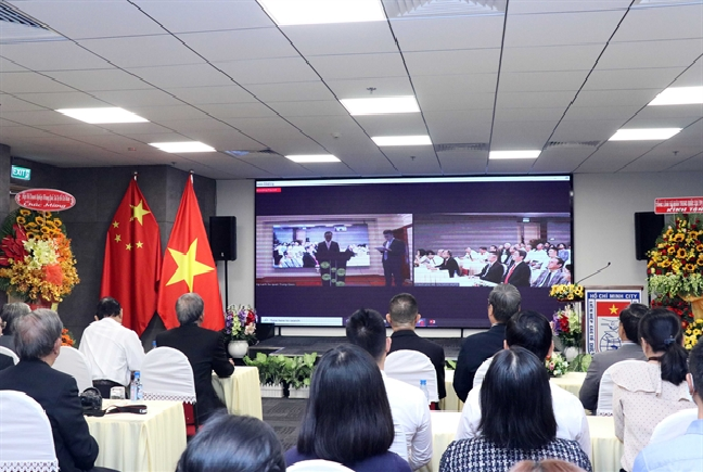 71 years of Vietnam-China diplomatic relations celebrated in Beijing