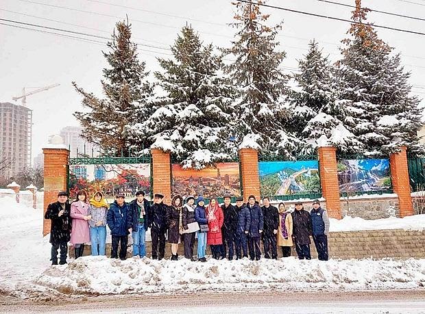 stories of vietnamese community in pandemic hit ukraines kiev