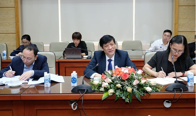 Vietnam seeks Covid-19 vaccine support from China, Russia, and India