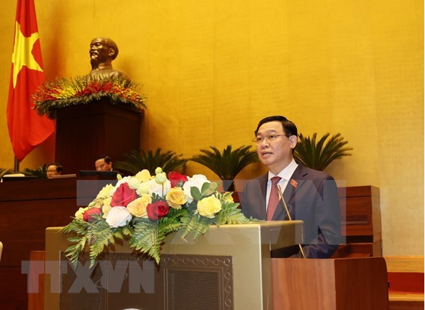 Legislators discuss State President candidancy | Politics | Vietnam+ (VietnamPlus)