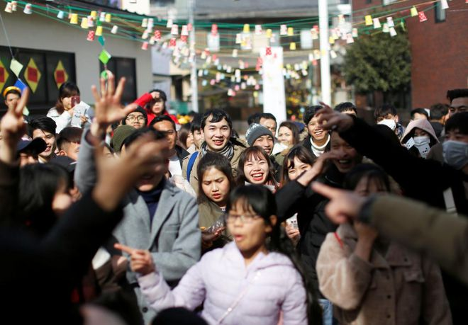 Vietnamese community make efforts to integrate into life in Japan