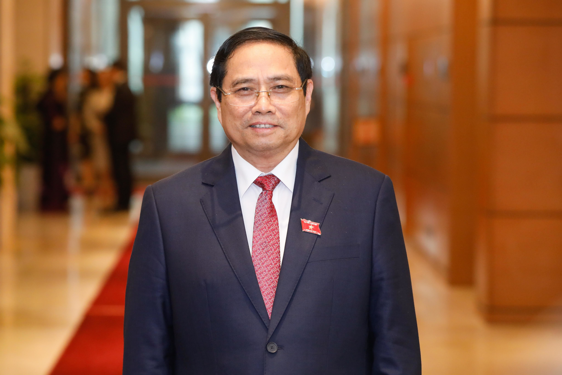 Pham Minh Chinh elected as Prime Minister of Vietnam