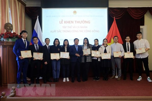 Vietnamese community in Russia unites to surmount difficulties caused by Covid-19