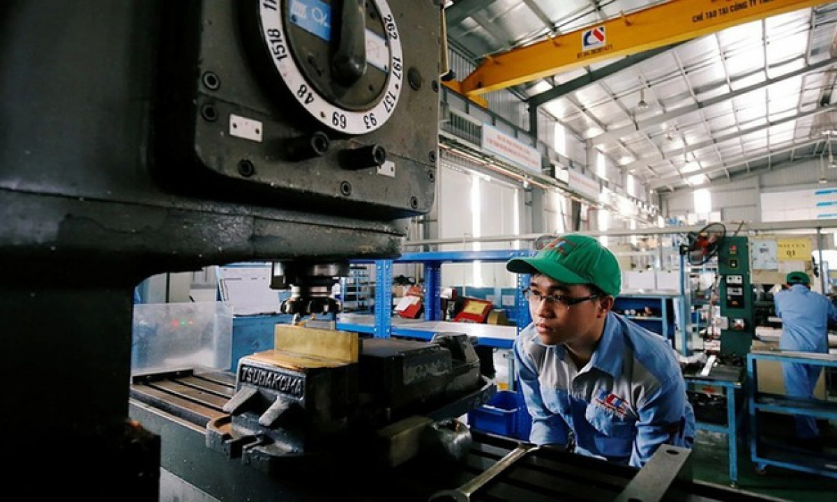 IMF: Vietnam's economy set to grow at 6.5% this year