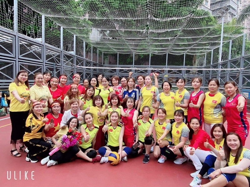 Vietnamese Association in Macau and meaningful charitable activities