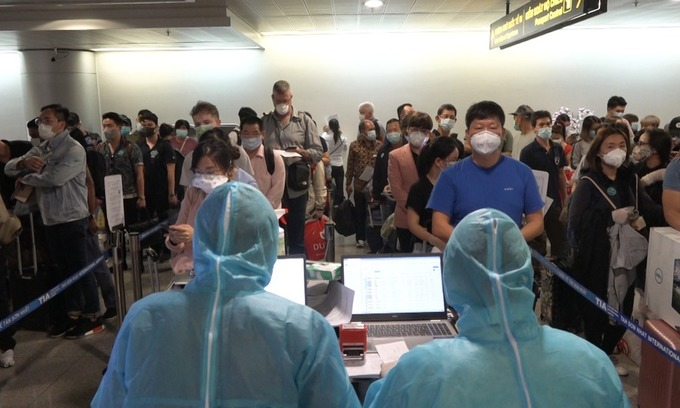 Three groups with vaccine passport expected to allow entering Vietnam