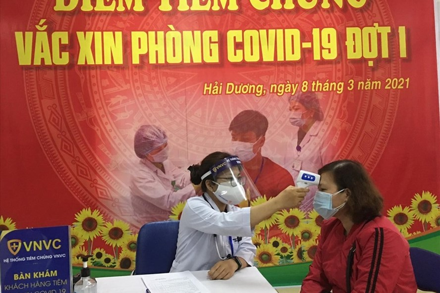 Hai Duong Province to give 200.000 million Covid-19 vaccine shots to its citizens