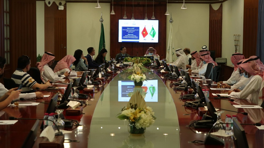 Vietnamese Ambassador to Saudi Arabia visits, works, promotes trade and investment in Qassim province
