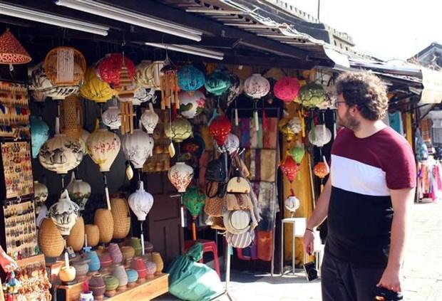 Foreign tourists in Hoi An, goodwill 'tourism ambassadors'