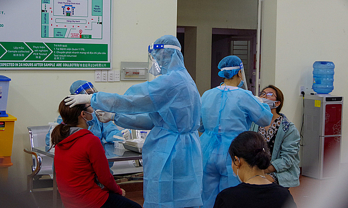 Ho Chi Minh City to receive additional 56,000 Covid-19 vaccine doses