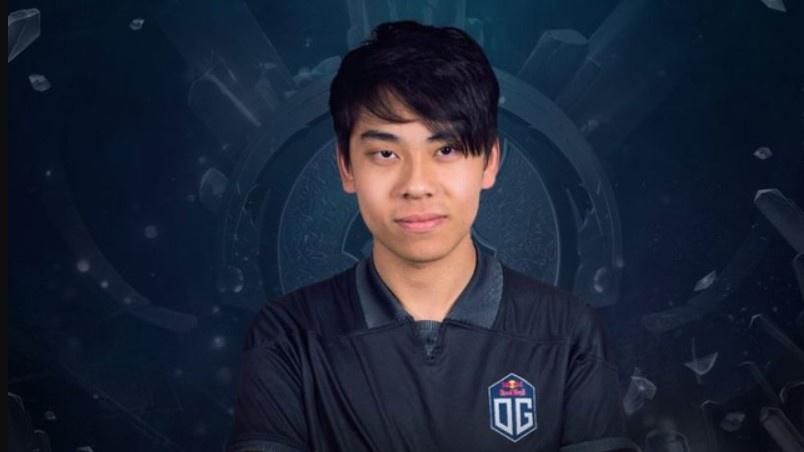 Vietnamese-born player conquers the World Dota2 championship