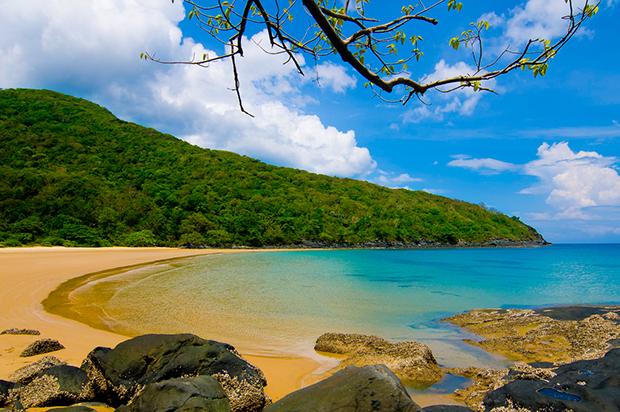 Dam Trau on Con Dao Islands among world's 25 most beautiful beaches