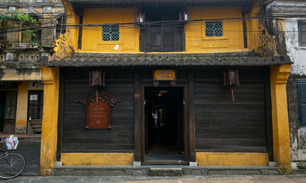 The immortal beauty of Tan Ky Old House in Hoi An